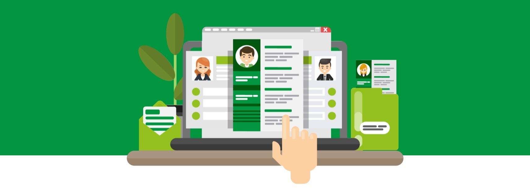 Weople - rekrytointityökalu, jota edelsi Design Sprint