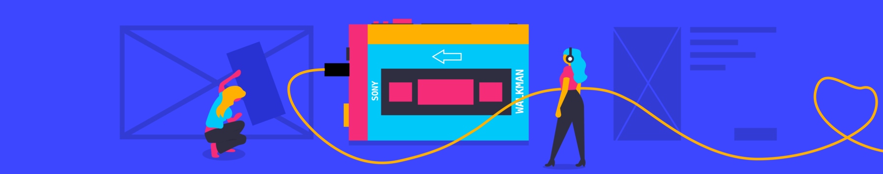 Poista ominaisuuksia, älä lisää niitä – Sony Walkman MVP tarina MEOM