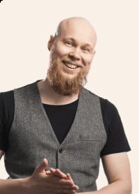 Janne Leppänen developer MEOM